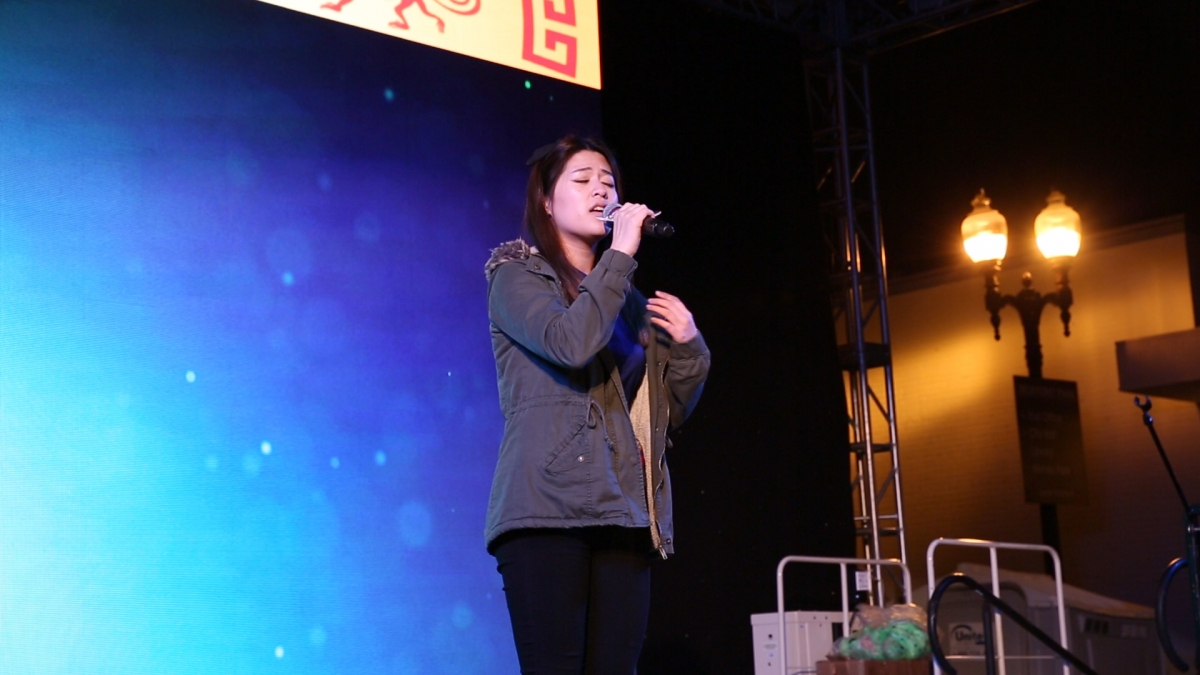 114 Ellen Shieh 2019 La Voice Singing Contest 2019世界好聲音